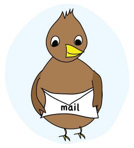 JustGoBirding mail